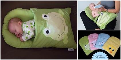 DIY Baby Pillowcase Sleeping Bag – Shop Playpens